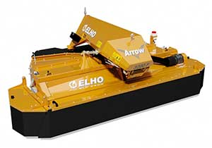 ELHO Arrow 3200 Front Roller