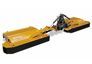 ELHO Arrow NM 9000 Delta Roller / Sideflow