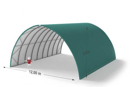 Shelterall 12,00x6,45
