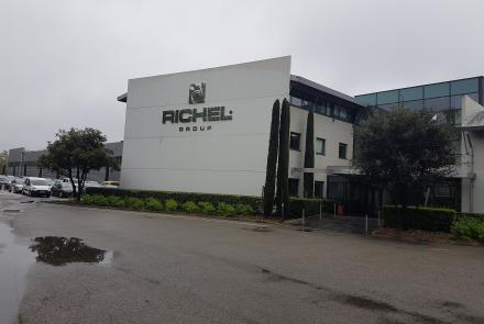 Richel Group gyár