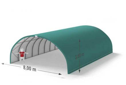 Shelterall 8,00x3,60